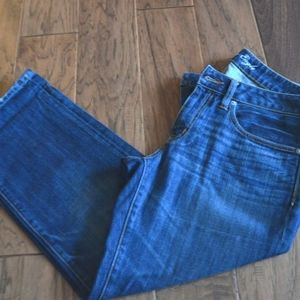 American Eagle Outfitters - Boy Fit Cropped Size 8